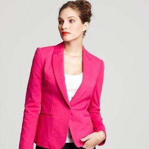 Lilly Pulitzer Hot Pink Blazer Leighton Size XS